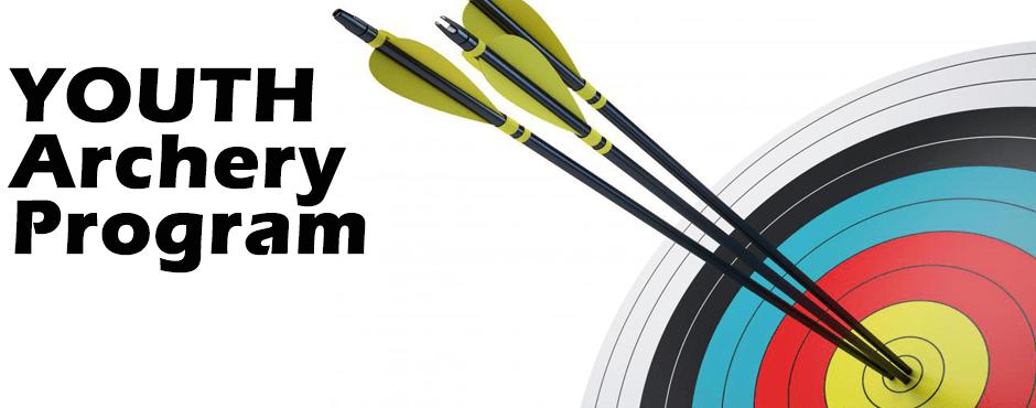 Youth Archery Registration WEB